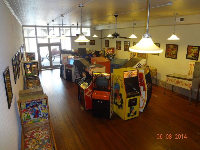 Arcade Museum, Atlanta, IL 50