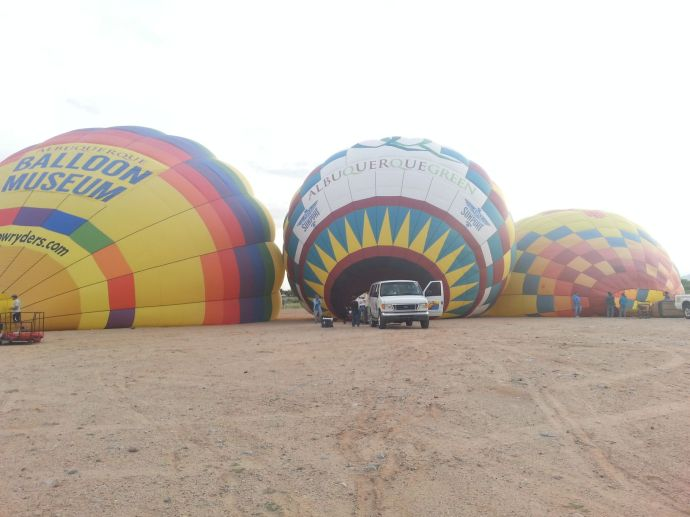 Balloon Rides in Albuquerque - NM 038