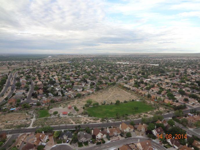 Balloon Rides in Albuquerque - NM 133
