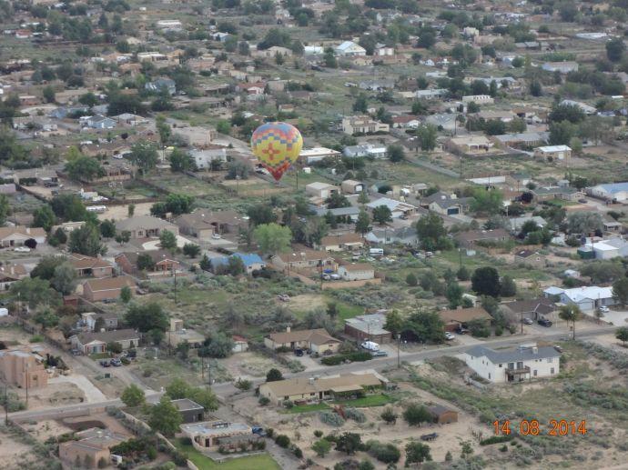 Balloon Rides in Albuquerque - NM 157