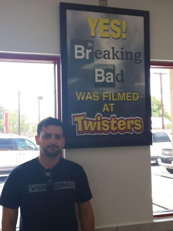 Breaking Bad Tour, Albuquerque - NM 43