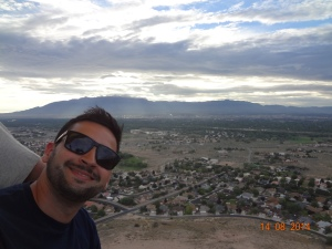 Balloon Rides in Albuquerque-NM