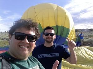 Balloon Rides in Albuquerque-NM