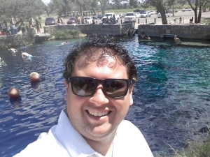 Blue Hole of Santa Rosa