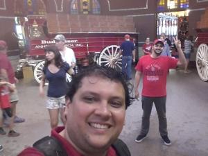 St. Louis-MO, day 6. Budweiser