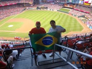 Busch Stadium, Cardinals vs. Red Sox