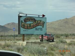 Chloride, 1860 Historic Mining Town