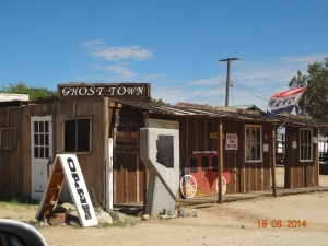Chloride Ghost Town