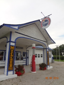 The Standard Oil Gas Station