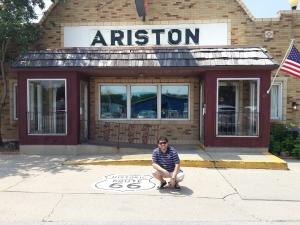 The Ariston Cafe