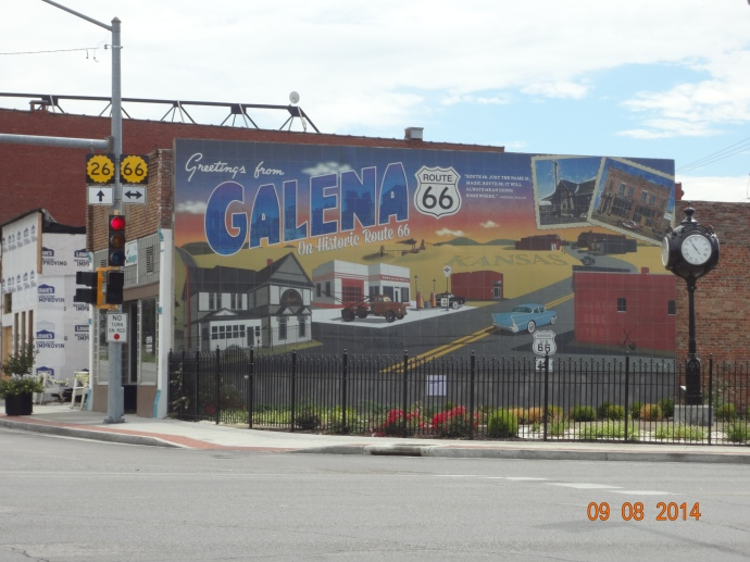 Galena on the Route 66