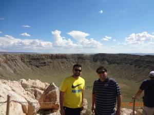 Meteor Crater 09