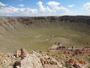 Meteor Crater 12