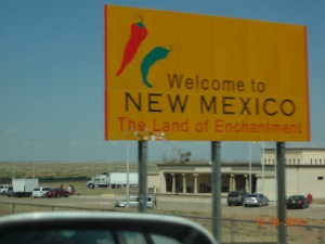 Welcome to the Land of Enchantment