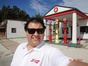 Marathon Oil Service Station