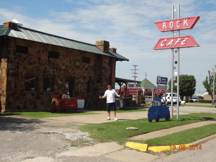 Sally's Rock Cafe