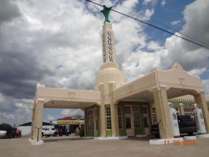 The CONOCO Tower Station and U-Drop Inn Café
