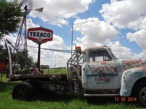 Tucumcari-NM, day 11.