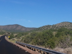Turquoise Trail-NM, day 11